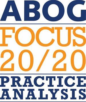 Focus 20/20 Practice Analysis