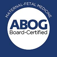 SM Maternal-Fetal Medicine Badge