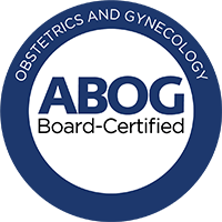 Sm Obstetrics and Gynecology Badge